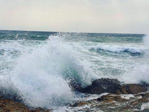 Brausende Wellen