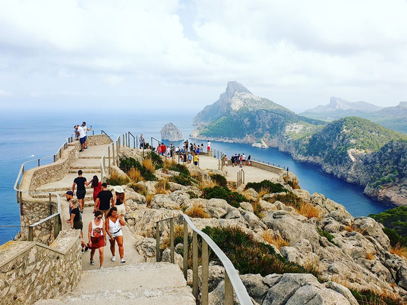Cap Formentor auf Mallorca Sightseeing