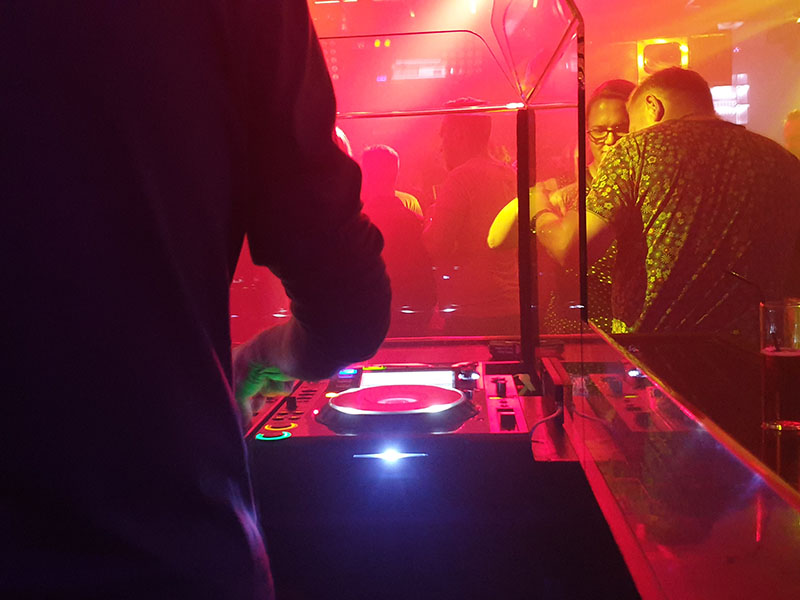 DJ im Bolero Partyurlaub September Cala Ratjada auf Mallorca Erfahrungen