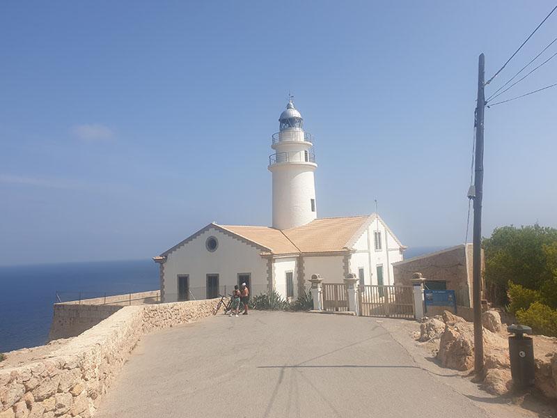 Leuchtturm von Cala Ratjada
