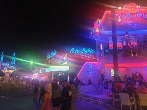 Partyurlaub September Magaluf Partymeile