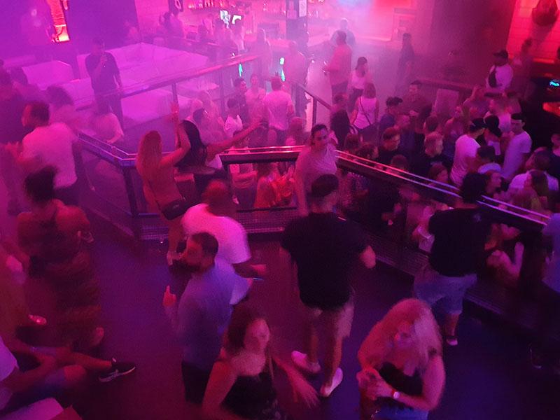 Partyurlaub im September Cala Ratjada Club Keops