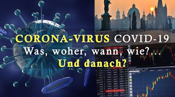 Coronavirus News - Panikmache und Folgen Beitragsbild