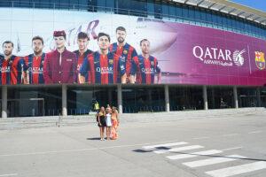 Ausflugsziel Camp Nou Tagesausflug Abireisen nach Barcelona