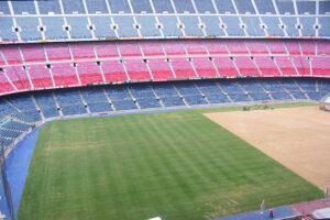 Sehenswürdigkeiten Städtereisen Barcelona hier Camp Nou Besichtigung