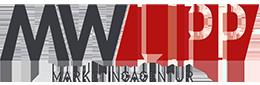 Logo Marketingwelt Lipp - Werbeagentur Grafikdesign Bewerbercoaching und mehr!
