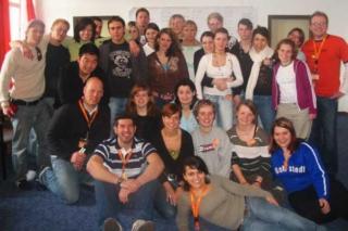 Ausbildung Seminar zum Jugendreiseleiter Gruppenbild