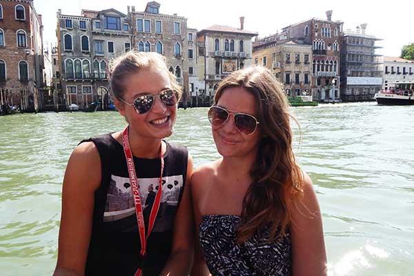 Ausflüge begleiten als Reiseleiter hier Venedig