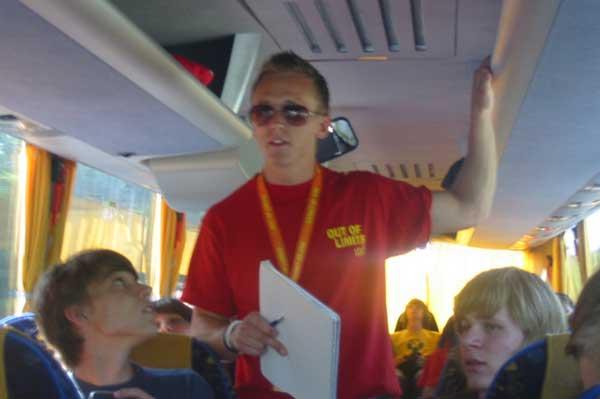 Busbegleitung Anreise nach Lloret Jugendreiseleitung