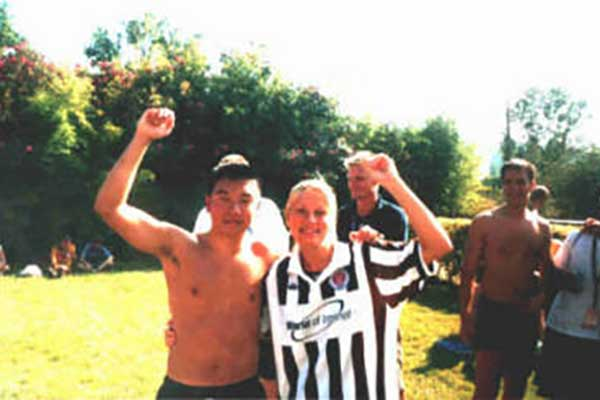 Clubdorf Lloret de Mar History 2001 Patty und Pedde