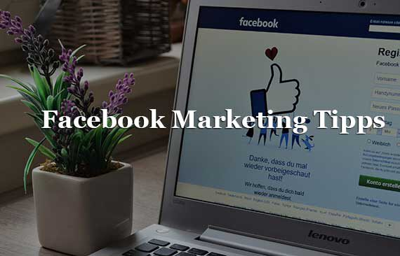 Facebook Marketing Tipps zu mehr Fans und Strategie