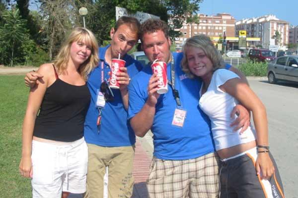 Job als Jugendreiseleitung Wechseltag organisieren