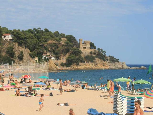 Jugendreisen Lloret de Mar Partyurlaub Erfahrungen Hauptstrand