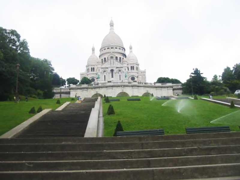 Paris die Stadt der Liebe - Ausflugsziele Städtereise