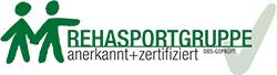Rehasport Anerkennung und Zertifizierung des DBS Anerkennungszertifikat für Rehasport Anbieter