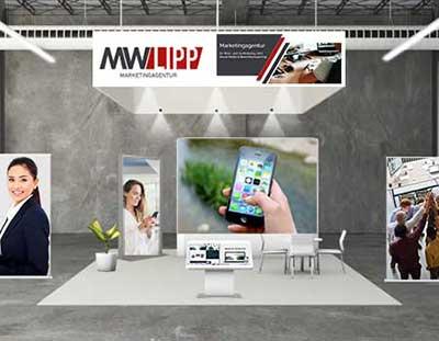 Rehasport Messe Marketing und Design von der Marketingwelt Lipp